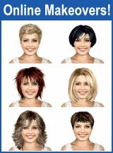 Try different teen hair style