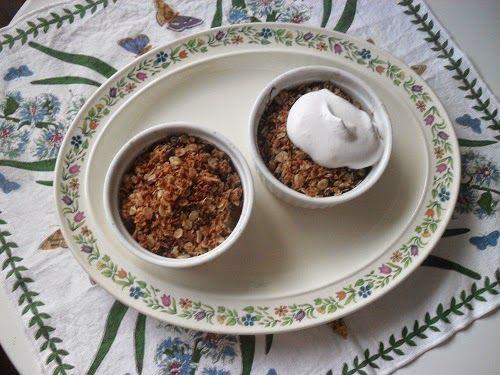 Nyttigare smulpaj utan socker och mejeriprodukter