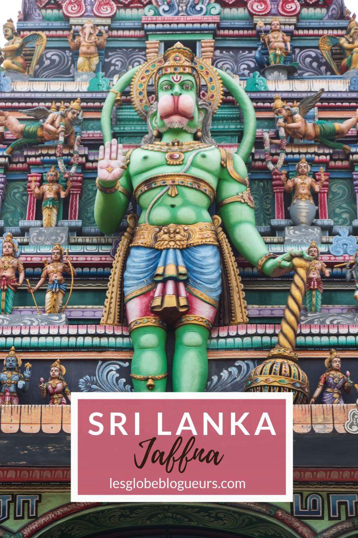 Jaffna et le nord du Sri Lanka – visite en terre tamoule, que voir, que faire ?