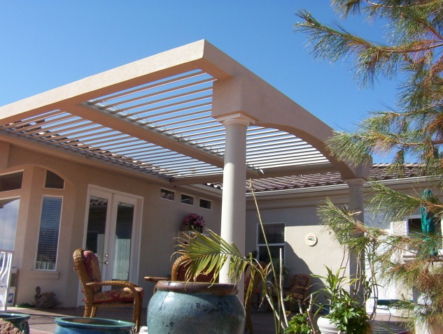 Equinox Adjustable Patio Covers