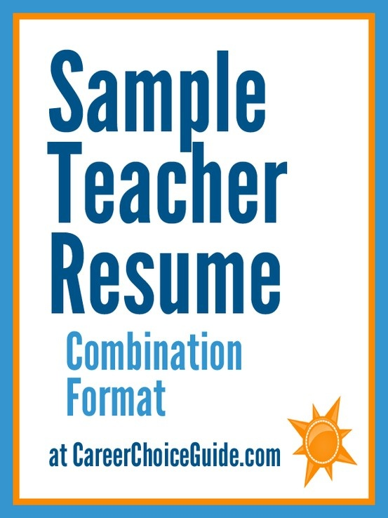 Sample Elementary School Teacher Resume With Summary Of Skills Section.
