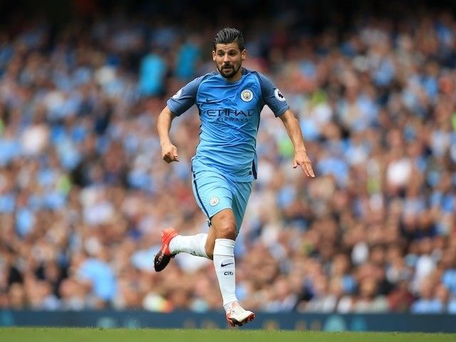 """Nolito """"was close"""" to joining Barcelona before opting for Manchester City #Manchester_City #Barcelona #Football"""