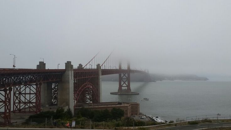 Golden Gate Bridge en San Francisco, CA