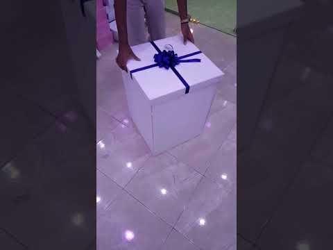 صندوق المفاجآت محل رشة الورد للتواصل ٠٥٥١٣٣٧٥٩٢ Youtube