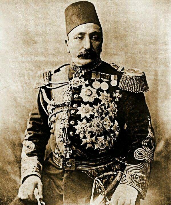 Seker Ahmet Pasa