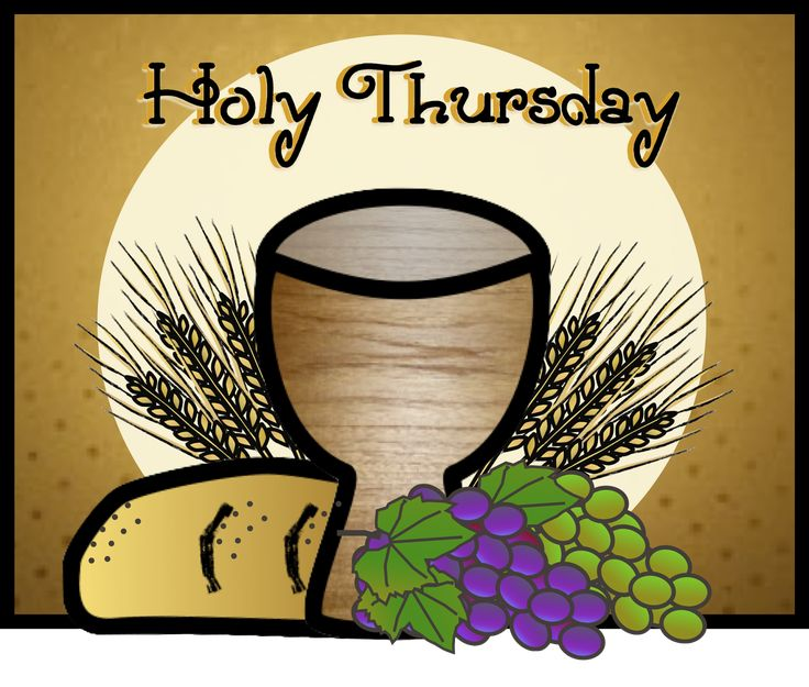 faith filled freebies  free holy thursday clip art from