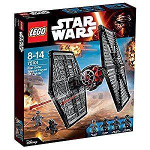 Lego Star Wars, First Order Tie Fighter