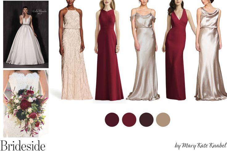 17 Best Ideas About Beige Bridesmaid Dresses On Pinterest: 17 Best Ideas About Mix Match Bridesmaids On Pinterest