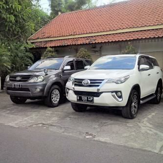Sewa Mobil di Jogja | Toyota Fortuner