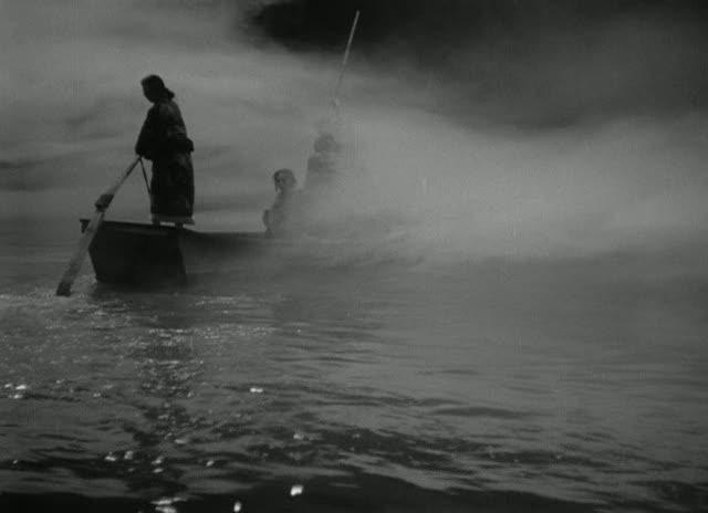 """Kenji Mizoguchi's """"Ugetsu"""" (1953)"""