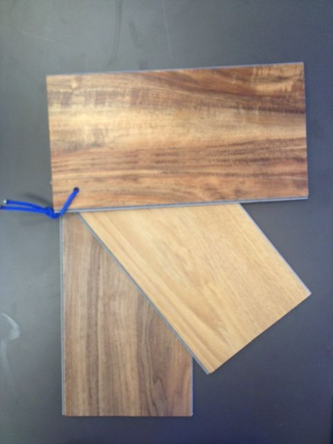 Attractive NOW Available, NEW From Bamboo Flooring Hawaii. Luxury Vinyl Planks STYLE:  Monkey Pod