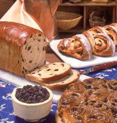 Cinnamon Raisin Bread - 1 Pound Loaf Sun-Maid