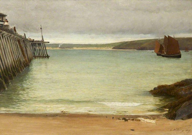 Charles Napier Hemy - )