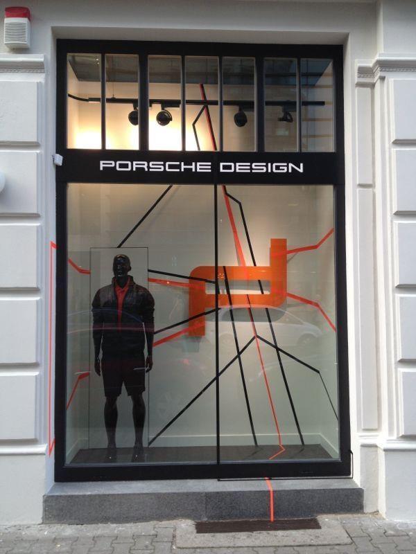 Porsche Design House Berlin (11 photos)  Worlds largest store (440 sqm)