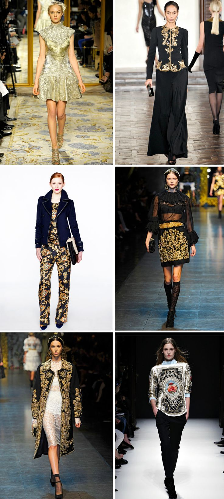 8 Best Modern Baroque Images On Pinterest Style Inspiration Baroque And Anna Dello Russo