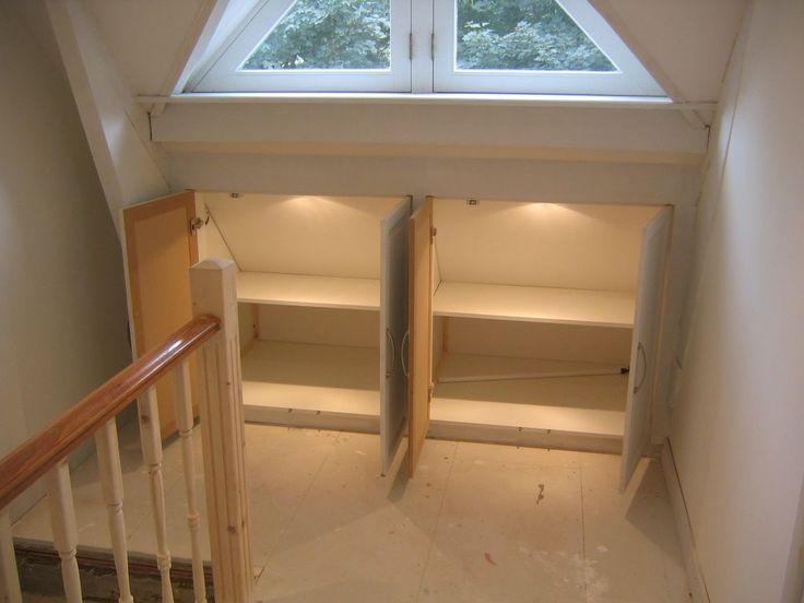 25 beste idee n over zolder verbouwing op pinterest afgewerkte zolder zolderberging en - Idee van zolderruimte ...