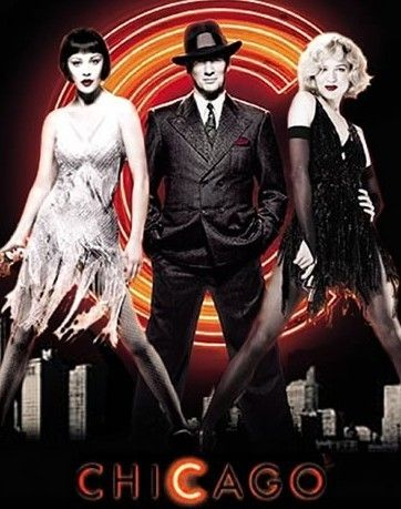 "Chicago--one of the best ""more recent"" musicals. Love the sound track..loved the acting in this film. Richard Gere sings!"