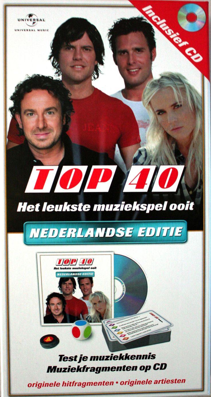 Top 40 Nederlandse Editie