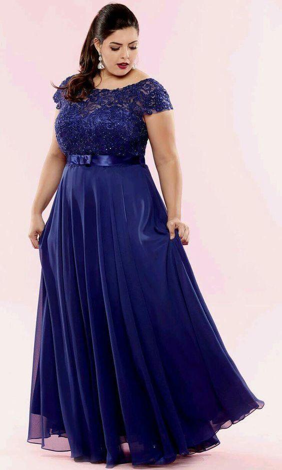 16294df76 Vestidos de madrina para gorditas | Vestidos in 2019 | Vestidos ...
