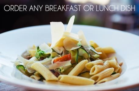 @ShireCafe1 in Fitzroy - Anything from the Breakfast or Lunch Menu Plus a Drink of Your Choice