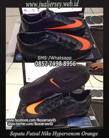 Nike Hypervenom Black Phantom Futsal 2013-2014 Terbaru dan Termurah !!!