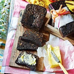 Malt loaf with jersey cream butter recipeHomemade Butter, Cream Butter ...