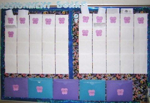 Notebook organization:  For kids who lose the ISN or are absent.  Need to think more about this in my room.