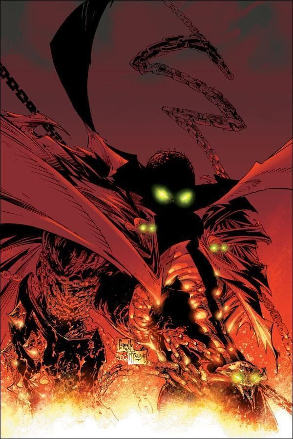 Spawn #111 by Greg Capullo & Todd McFarlane