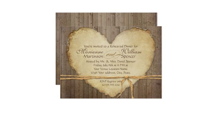 Farm Style Wedding Invitations: 17 Best Ideas About Dinner Party Invitations On Pinterest