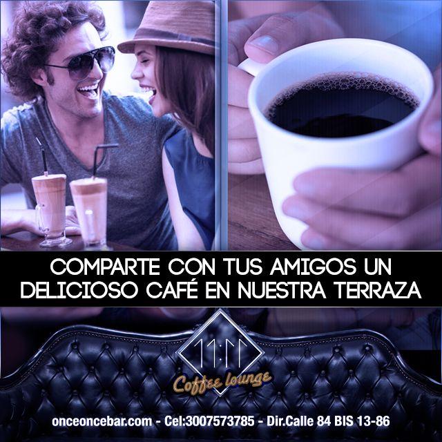 Coffee lounge renueva tus sentidos
