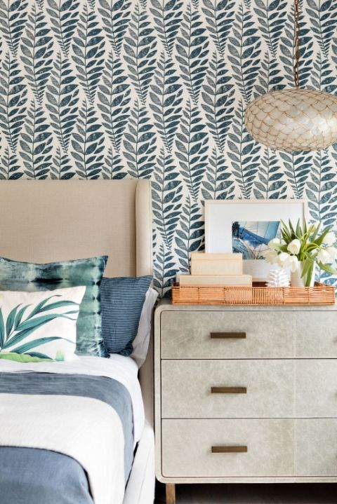 The kitchen ensuite and deck reveal doing our block - 17 Best Ideas About Hamptons Bedroom On Pinterest