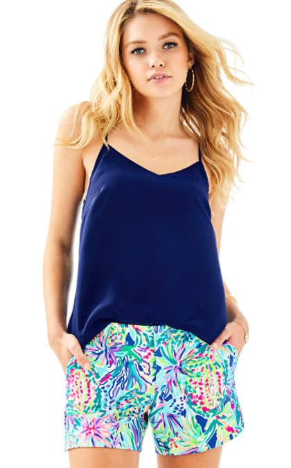 46961e1704ce8e Image result for lilly junipero shorts | lilly pulitzer | Knit ...
