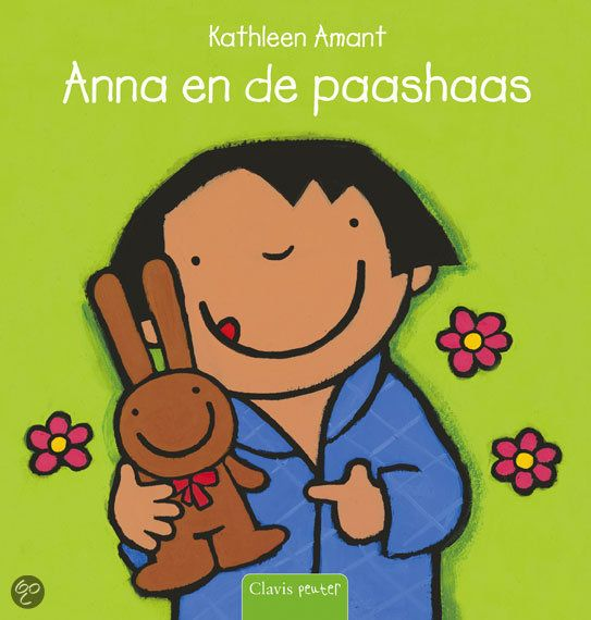 bol.com | Anna en de paashaas, Kathleen Amant | Boeken