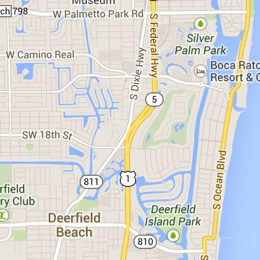 Best Boca Raton Map Ideas On Pinterest Fla Map Florida - Boca raton florida map