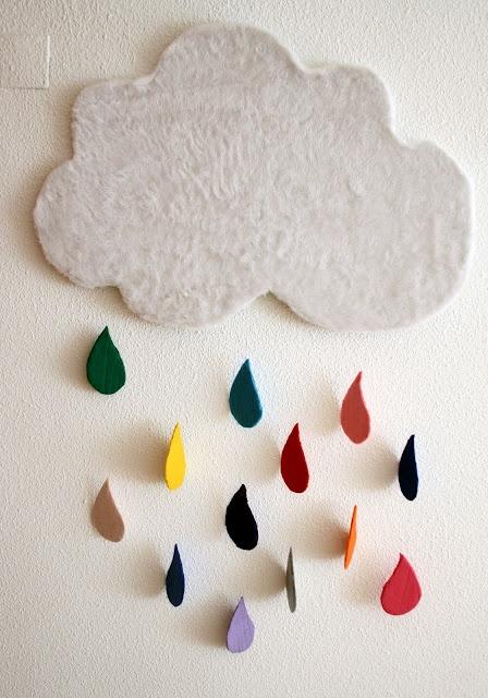 Cloud & Drops DIY