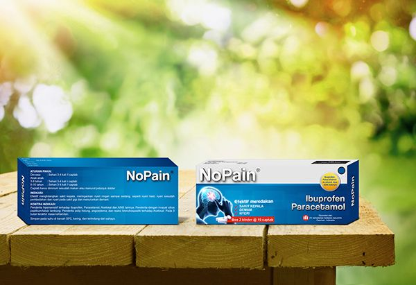 Medicine Nopain on Behance