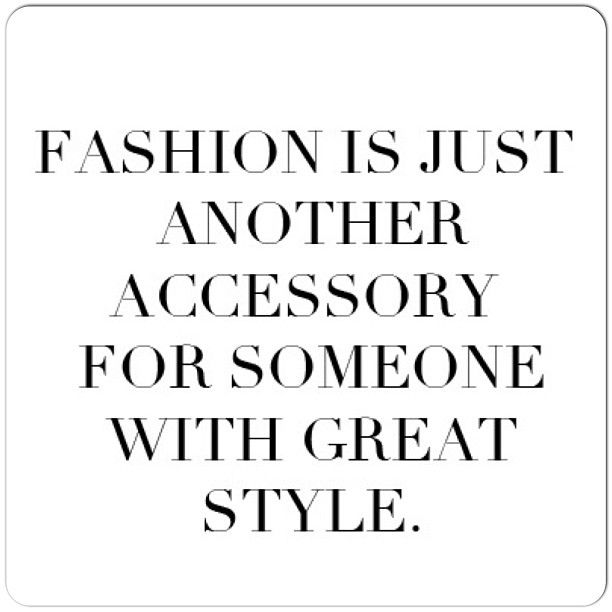 38 Best Fashion Quotes Images On Pinterest Fashion Quotes Style Quotes And Thoughts