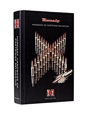 Manuals and Instruction Material 111293: Hornady Handbook Of Cartridge Reloading Manual 10Th Edition New 2017 Sku 99240 -> BUY IT NOW ONLY: $40.6 on eBay!