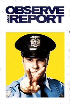 Observe and Report badass movie!!