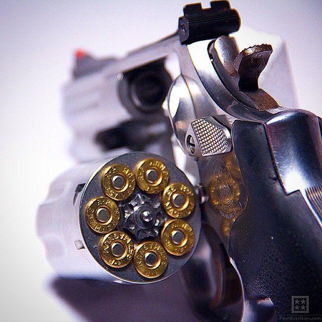 7 - Shot Revolver