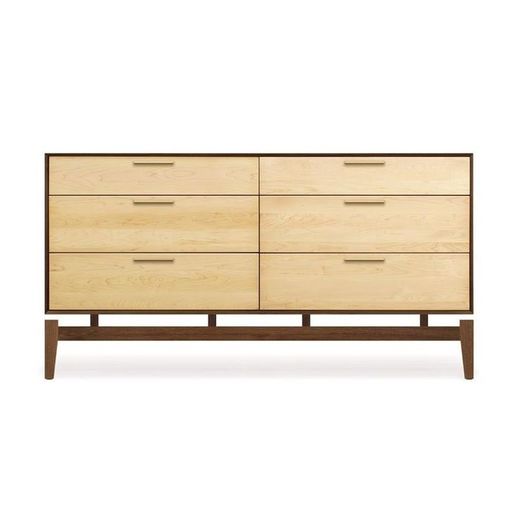 Copeland Furniture Soho 6 Drawer Double Dresser & Reviews   Wayfair