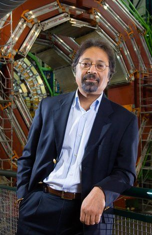 Higgs boson scientists are knighted
