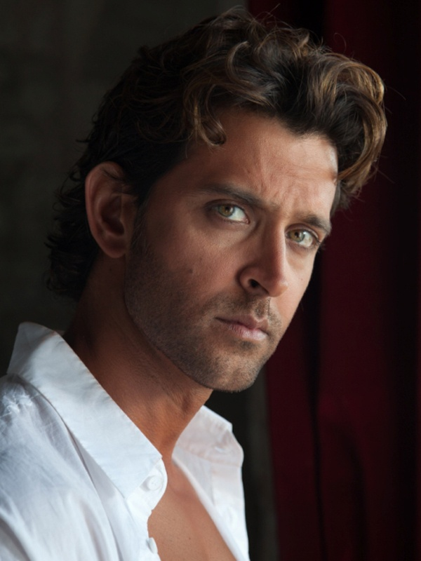 """To be honest, compliments make me blush."" - Hrithik Roshan talks to Asian Woman Magazine"