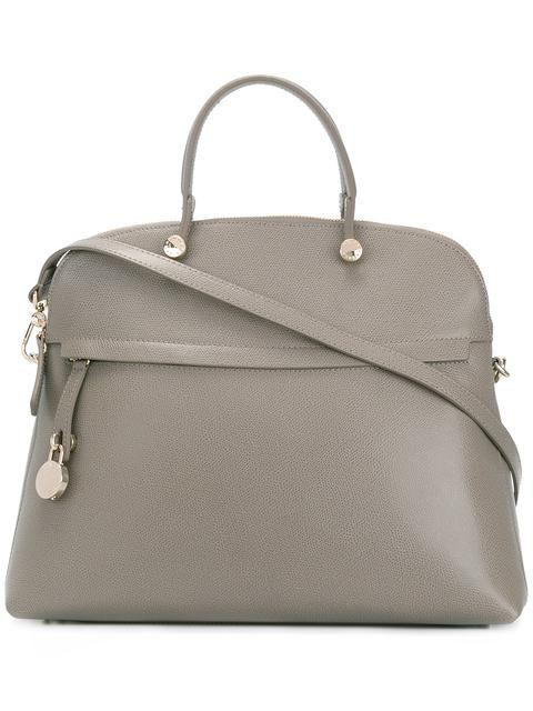 FURLA Piper Tote. #furla #bags #leather #hand bags #tote #