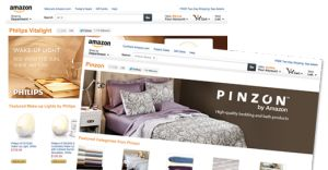 Amazon Offers 'Amazon Pages' For Brands To Customize With Their Own URLs, And 'Amazon Posts' For Social Media Marketing | TechCrunch
