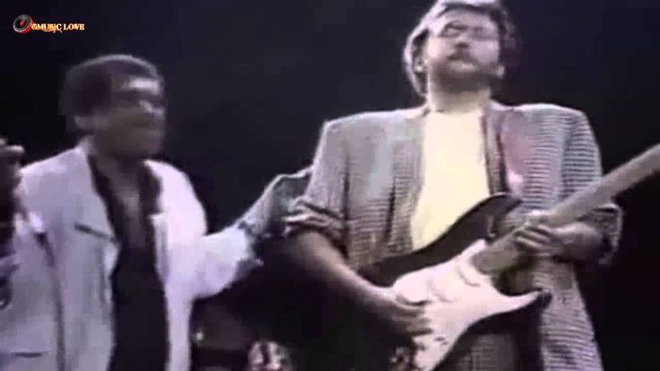 Ben E  King ft Eric Clapton, Phil Collins - Stand By Me live - Subtitulo...