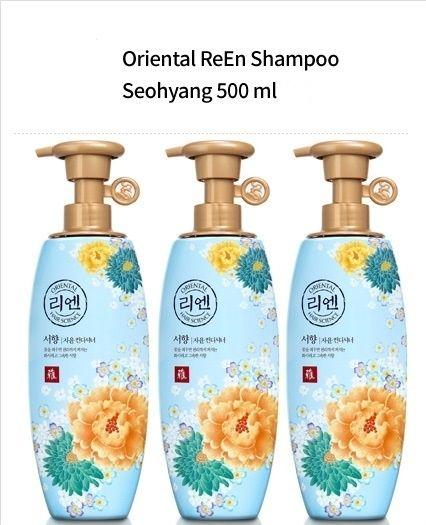 Косметика по уходу Восстанавливающий шампунь для окрашенных жирных волос (500мл) от Reеn