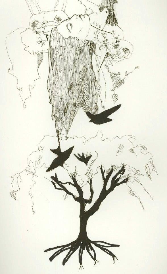 Tree- Nina Meahan, 2014