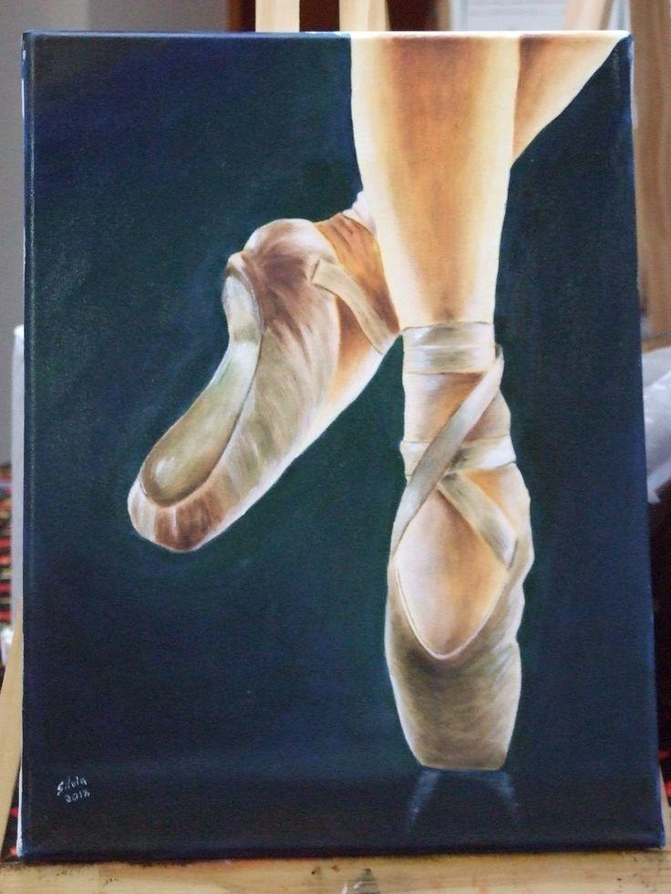 cuadros de zapatillas de ballet - Buscar con Google