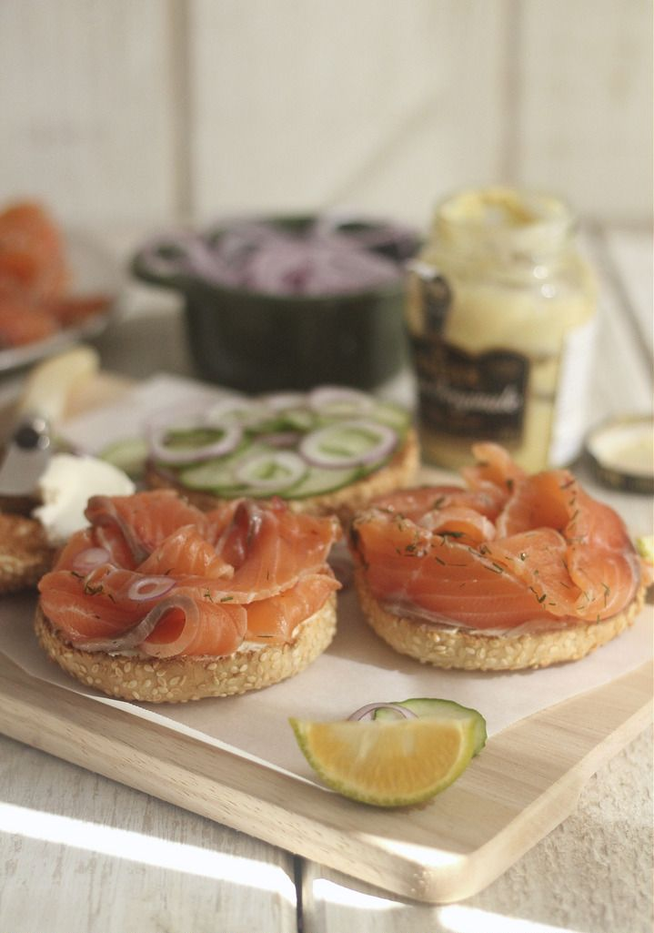 receita salmão gravlax